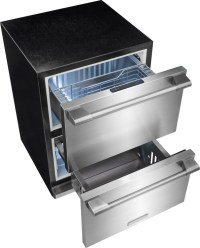 Electrolux E24RD50QS 24 Inch Undercounter Built-In Double ...