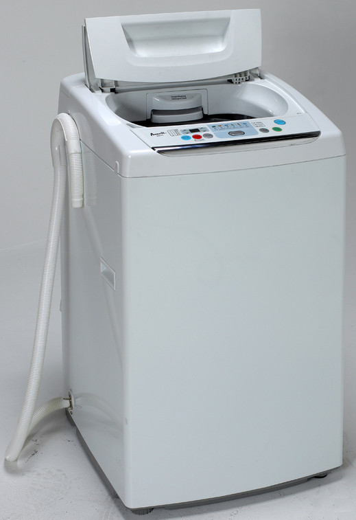 Avanti W511 20 Inch Portable TopLoad Washer with 14 cu ft Capacity Multiple PreProgrammed