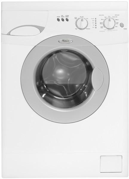 Whirlpool LHW0050PQ 24 Inch Compact FrontLoad Washer with 29 Cu Ft Capacity 11 Wash Cycles