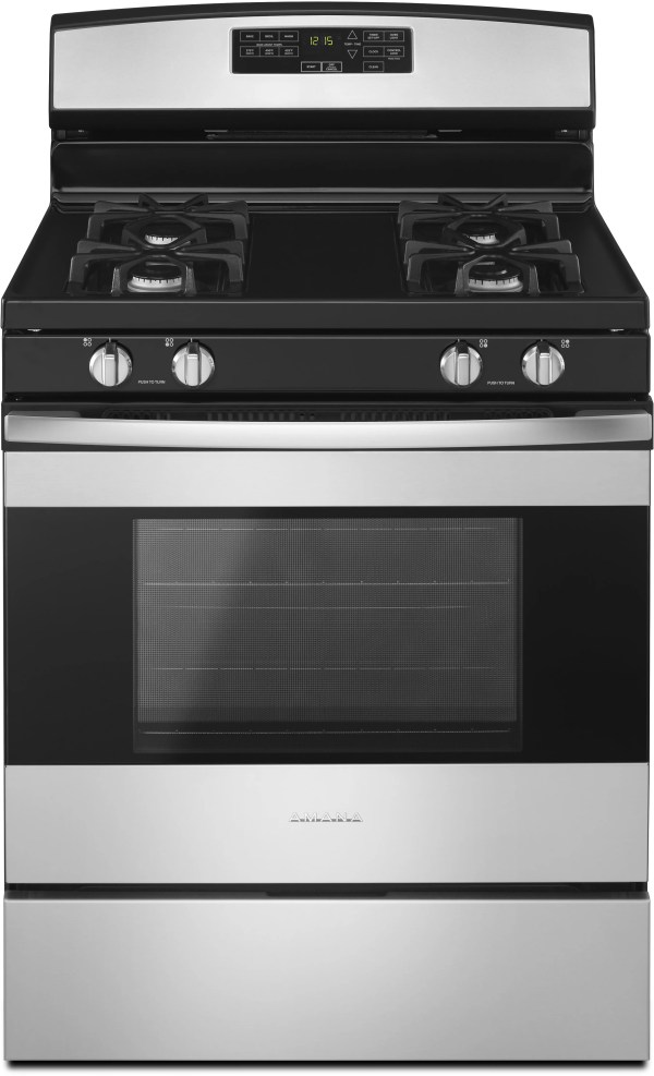 Amana Amv2307pfs 30 Over Range Microwave With Auto Defrost 2 Speed Fan 300 Cfm 1.6