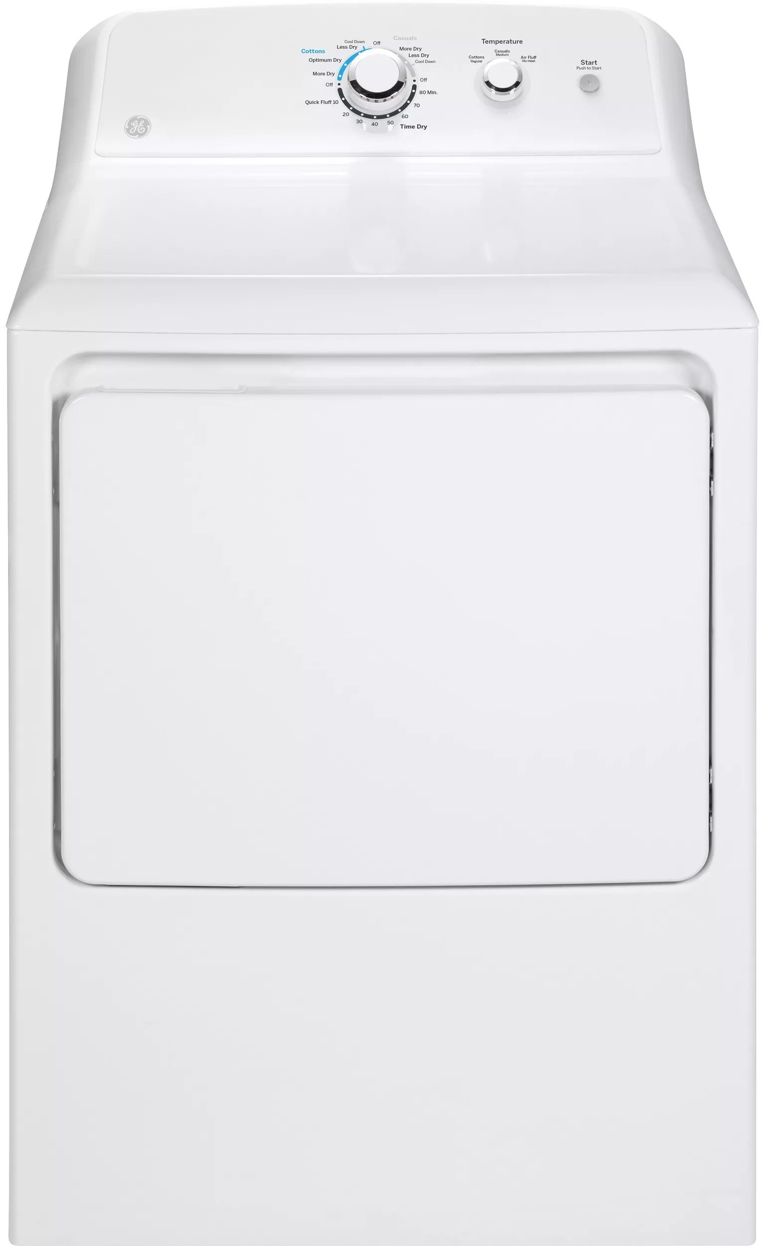 GE GTW330ASKWW 27 Inch 3.8 cu. ft. Top Load Washer with 11