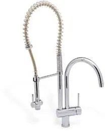 Blanco 440631X Single Lever Pull-Down Kitchen Faucet with