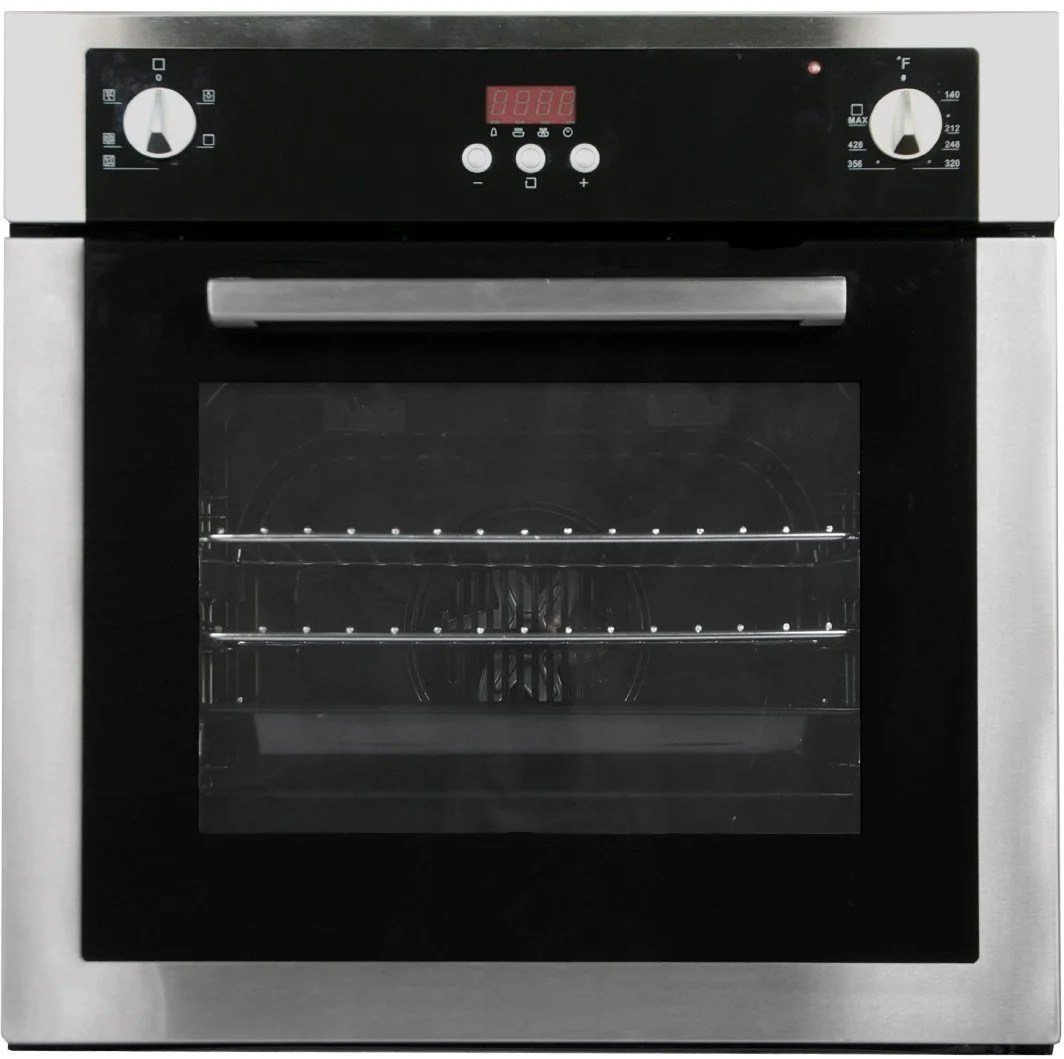 best kitchen hoods back splash for fagor 6ha196bx 24 inch single electric wall oven with 1.98 ...