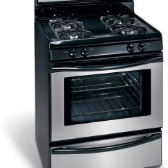 Kitchen Appliance Packages Stainless Steel Buy Undermount Sink Frigidaire Fgf337gc 30 Inch Freestanding Gas Range With 4 ...
