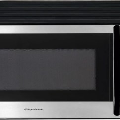Kitchen Appliance Packages Stainless Steel Cabinet Islands Frigidaire Fmv157gc 1.5 Cu. Ft. Over-the-range Microwave ...