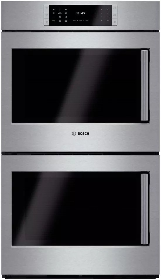 best kitchen stoves spraying cabinets bosch hblp651luc 30 inch double electric wall oven with 4 ...