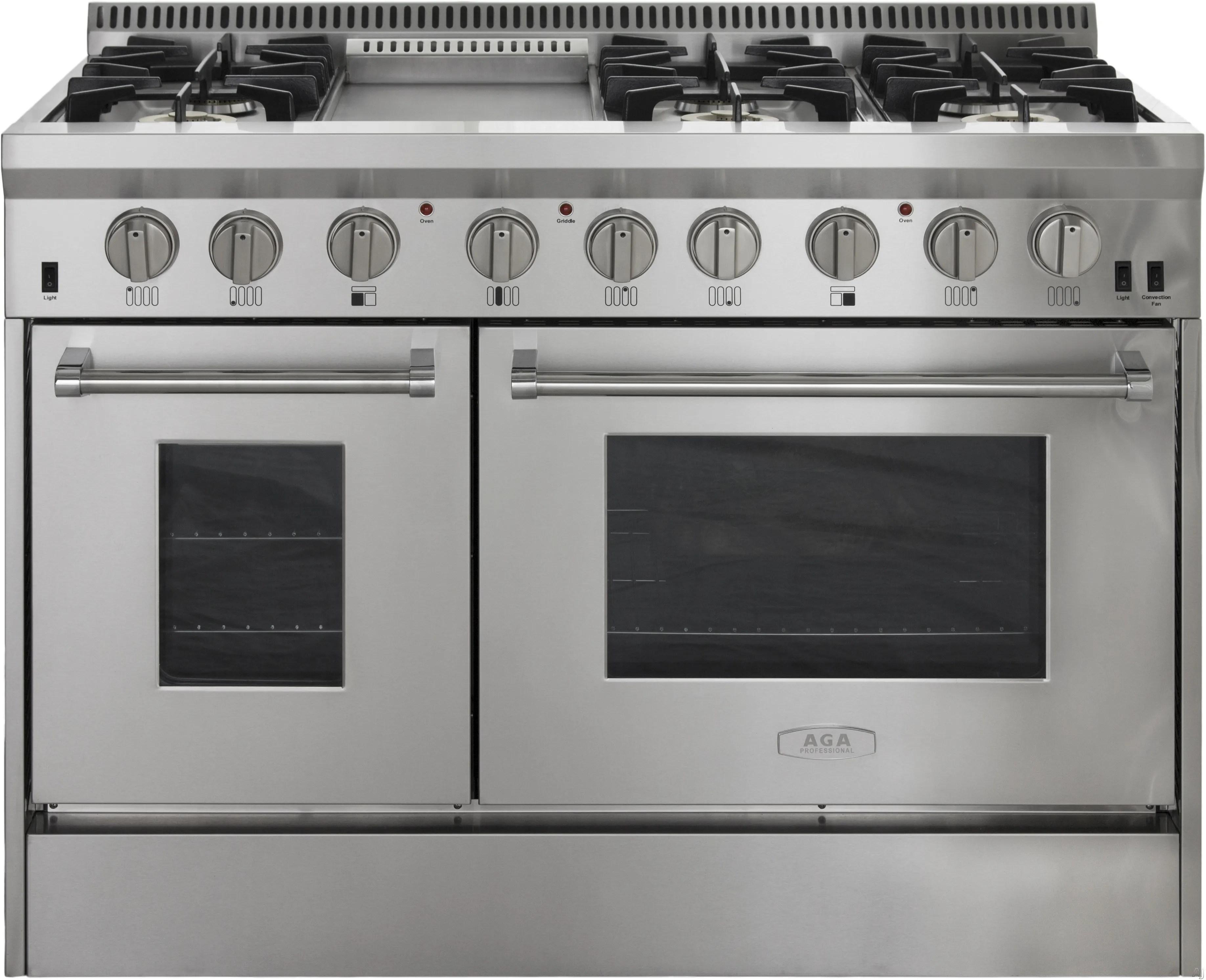 Gas Range Oven Broiler Built