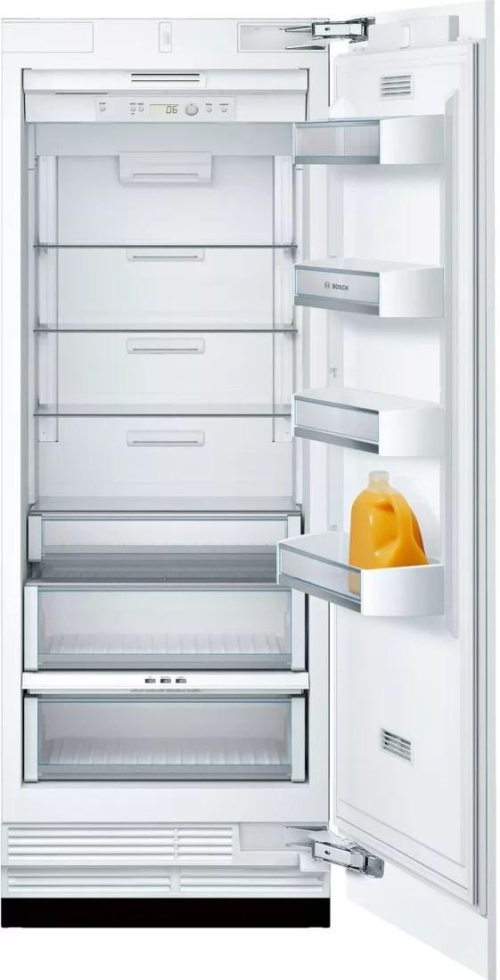 Bosch B30IR800SP 30 Inch BuiltIn Full Refrigerator Column
