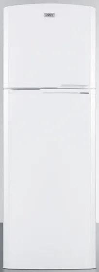 Summit FF944W 8.9 cu. ft. Counter-Depth Top-Freezer