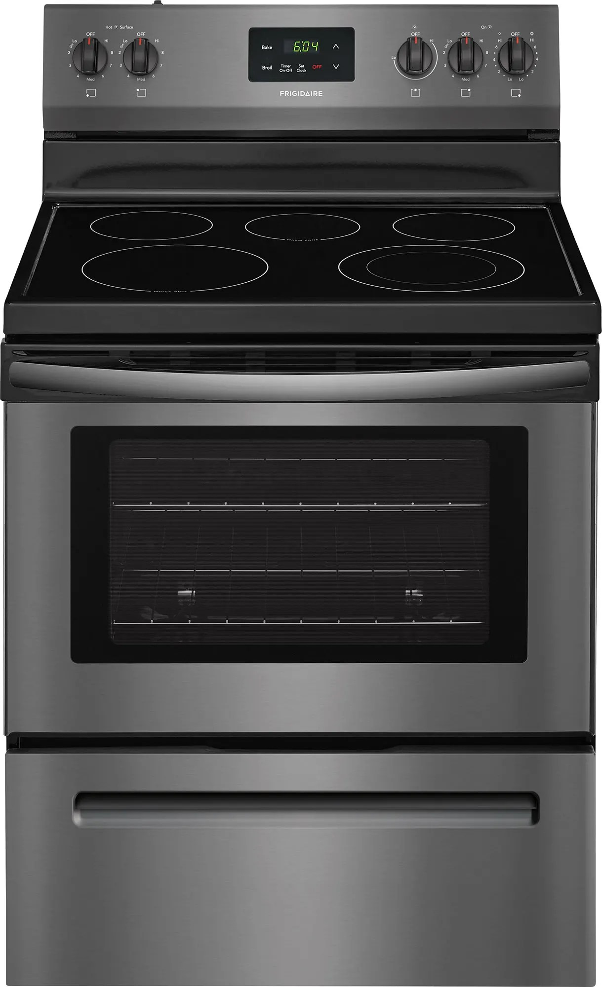electric stove cat 5e vs 6 wiring diagram frigidaire ffef3052td 30 inch freestanding range