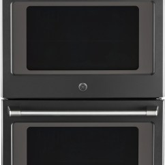 Ge Kitchen Appliance Packages Expandable Table Ct9550ekds 30 Inch Double Wall Oven With 10.0 Cu. Ft ...
