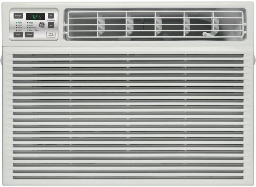 small resolution of ge aee08at 8 000 btu room air conditioner with 3 800 heating btu 270 cfm 11 0 eer 1 3 pts hr dehumidification capacity electronic digital thermostat