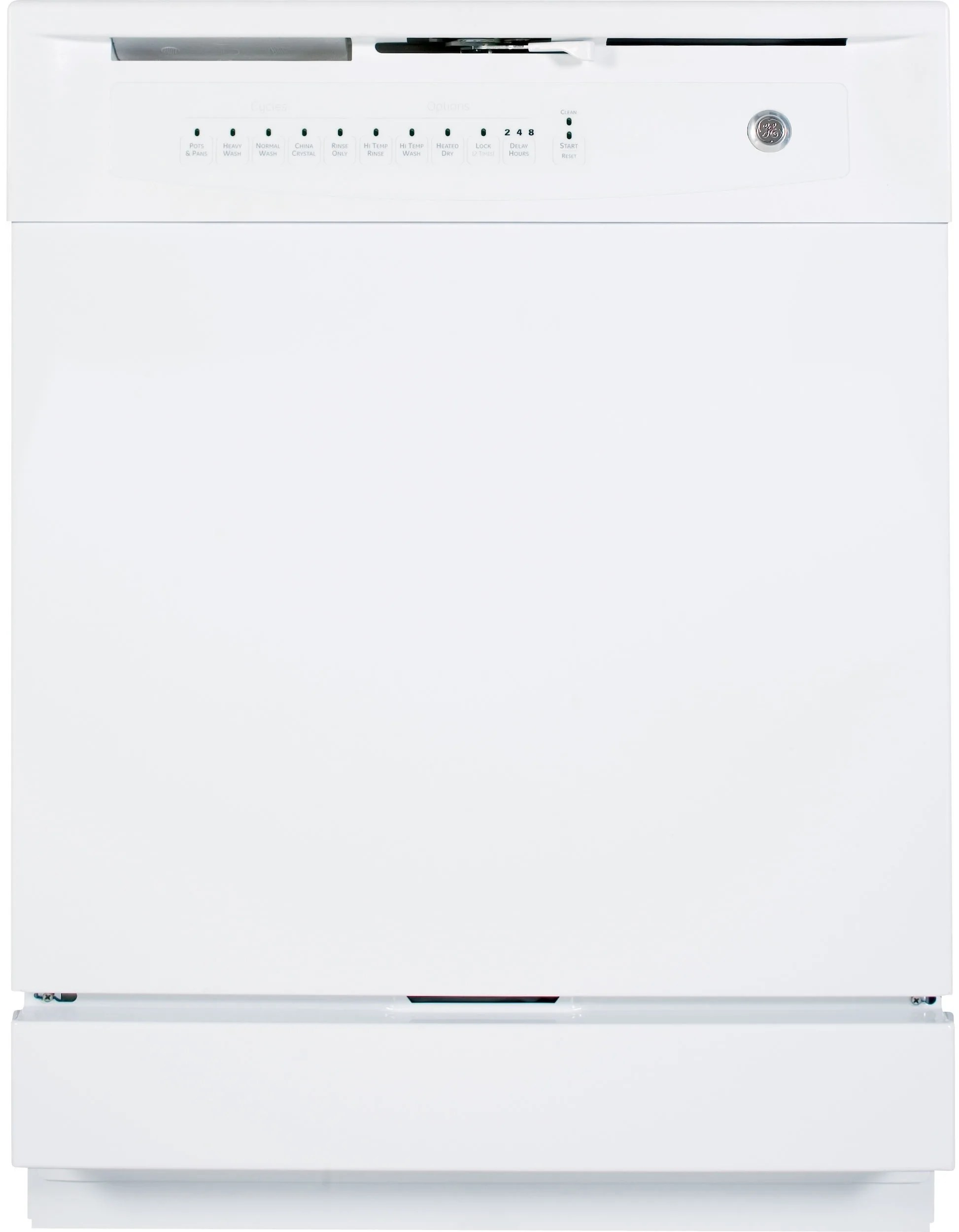 Ge Gsd Kww Full Console Built In Dishwasher With