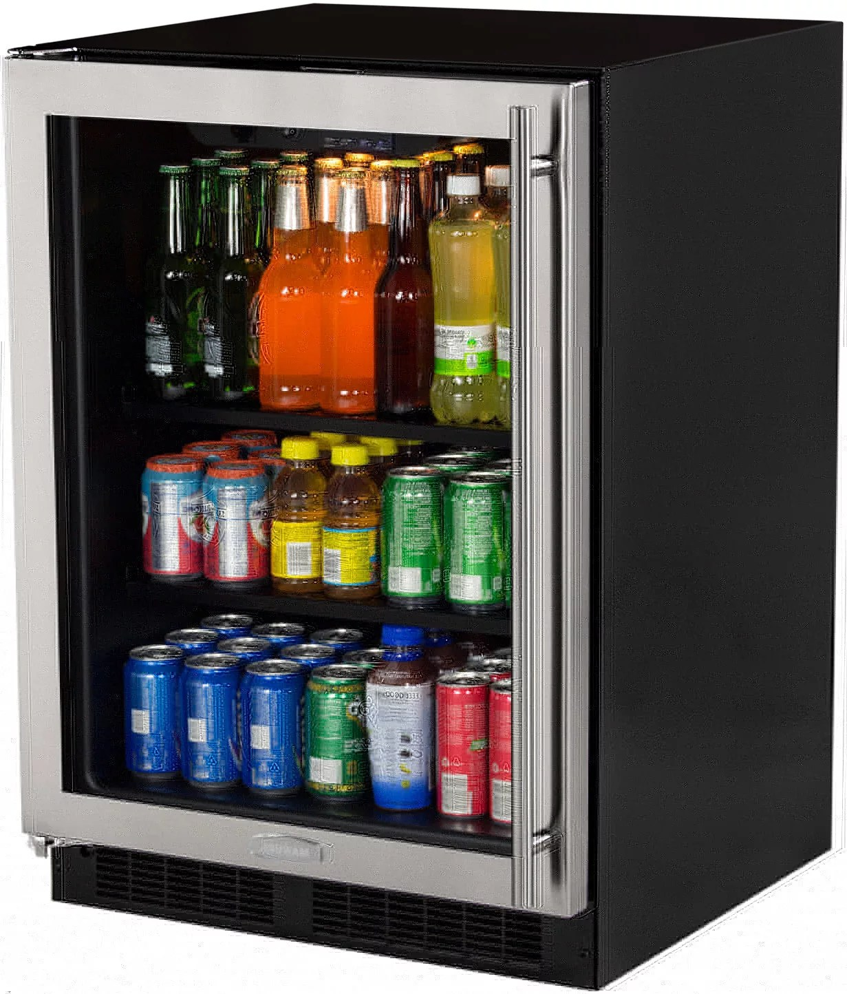 Marvel ML24BCG0LS 24 Inch Builtin Beverage Center with