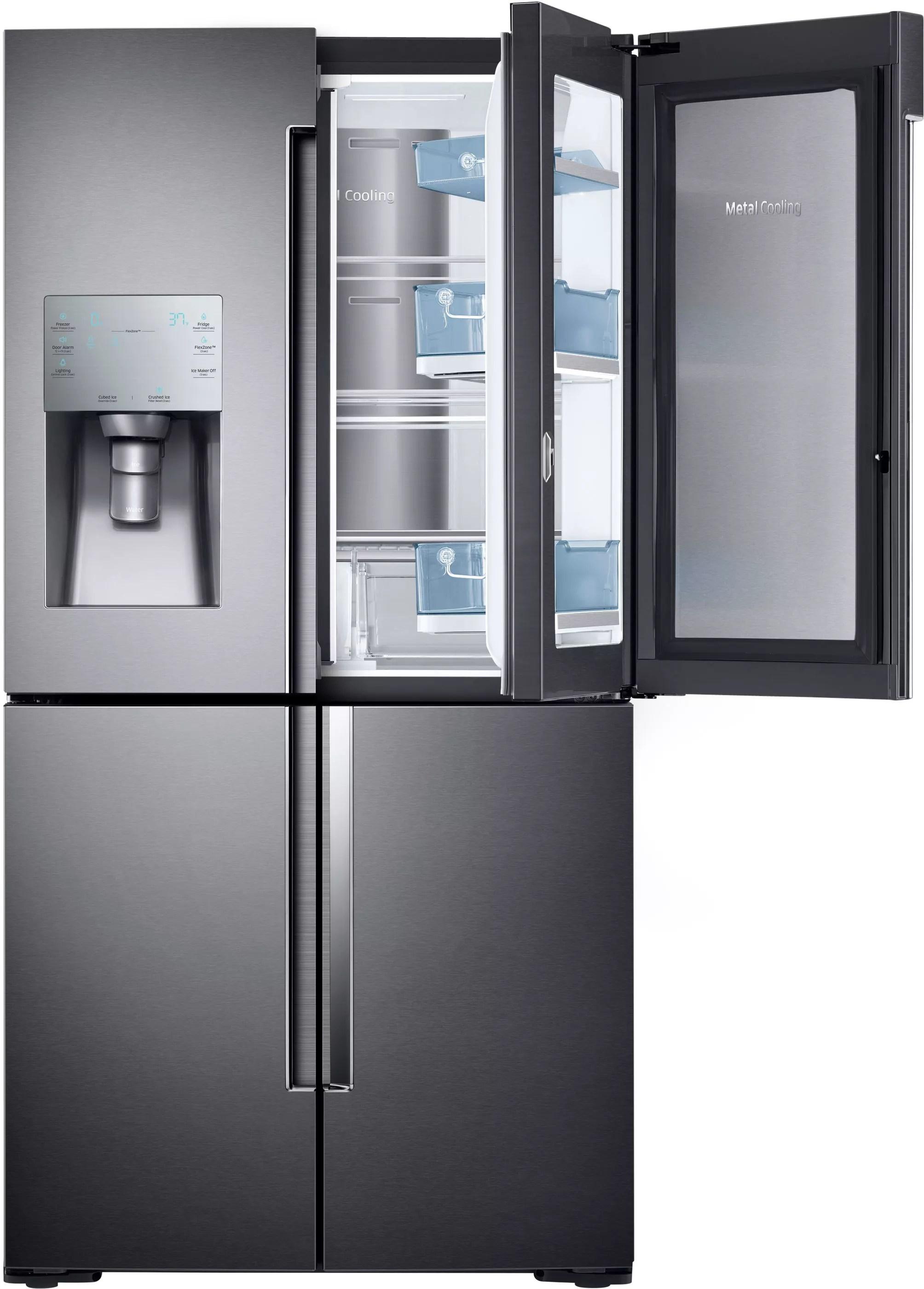 Samsung RF28K9380SG 36 Inch 4Door French Door