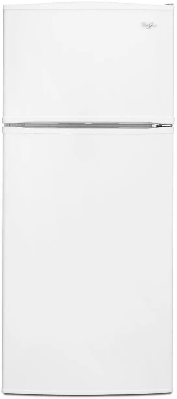 Whirlpool WRT316SFDW 28 Inch Top-Freezer Refrigerator with