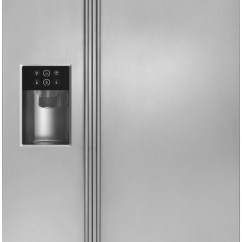Ge Kitchen Appliance Packages Sink With Backsplash Monogram Ziss420dkss 42 Inch Built-in Side-by-side ...