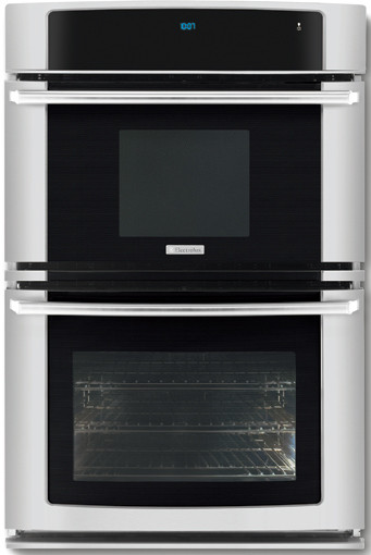 Electrolux EW27MC65JS 27 Inch Electric Microwave Combination Double Wall Oven With 35 Cu Ft