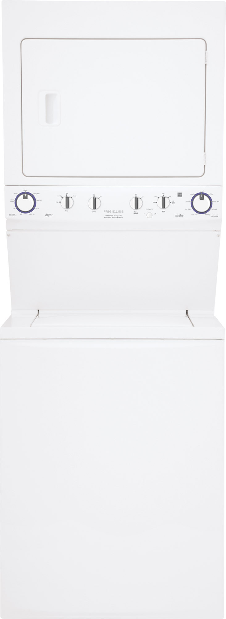 Frigidaire FFLE4033QW 27 Inch Electric Laundry Center with