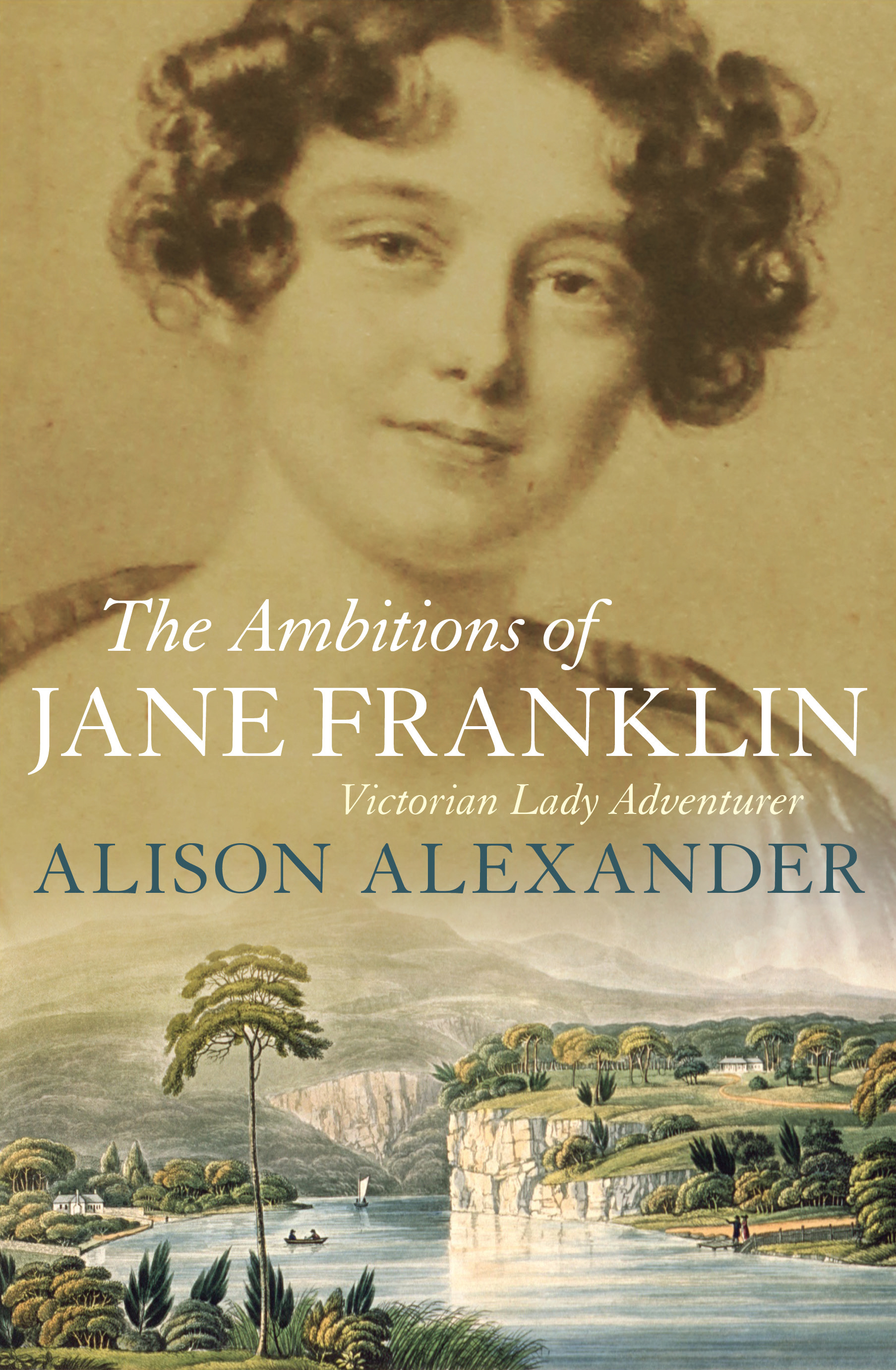 Image result for The Ambitions of Jane Franklin: Victorian Lady Adventurer