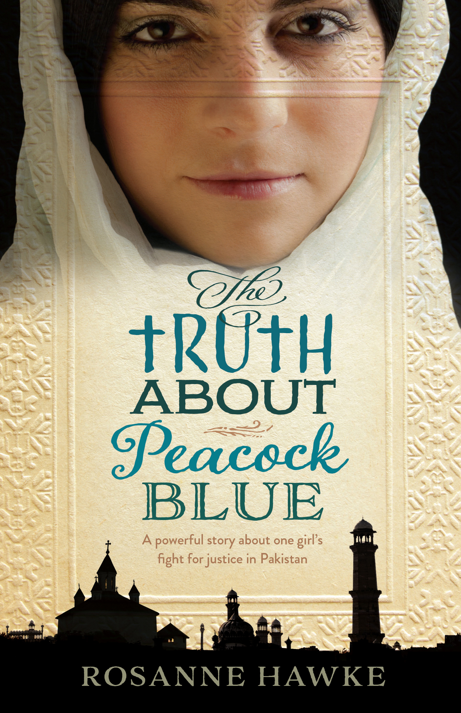 The Truth About Peacock Blue  Rosanne Hawke