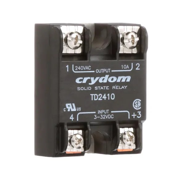 Solid State Relay Vs Triac