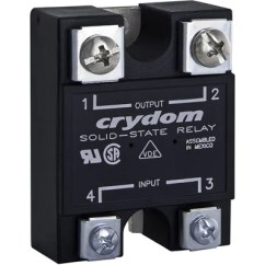 Solid State Relay Wiring Diagram Crydom 39 1996 Civic Power Window Sensata D1210 10 Ssr Random Turn On Spst No Products Relays
