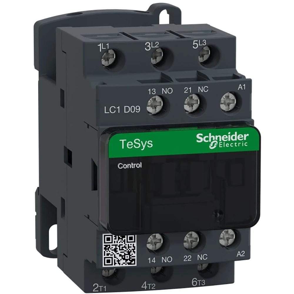 hight resolution of schneider electric lc1d09g7