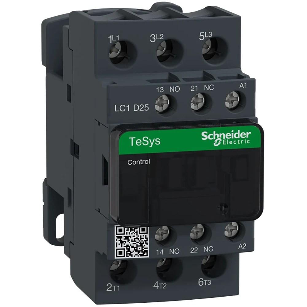 hight resolution of schneider electric lc1d25g7