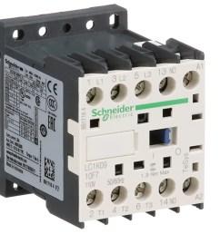 schneider electric lc1k0910f7 contactor power poles 1 spst no [ 1000 x 1000 Pixel ]