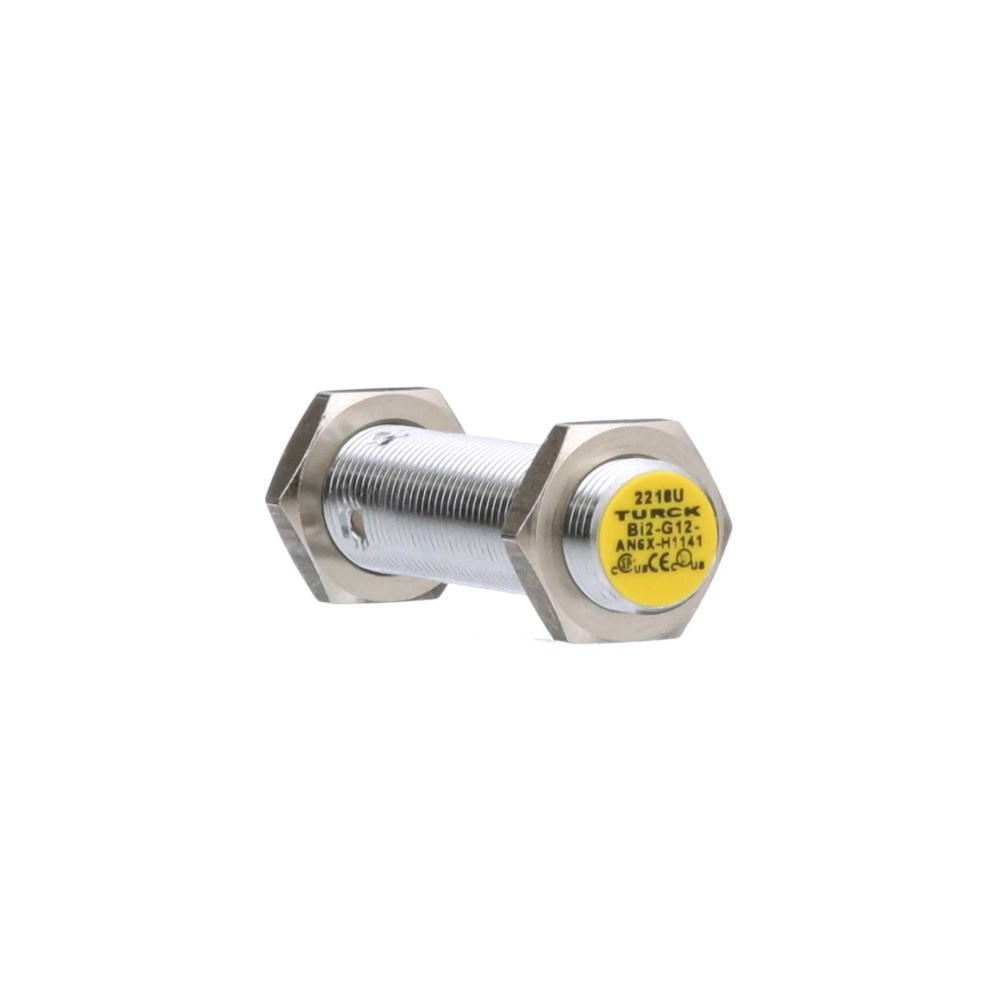 medium resolution of turck bi2 g12 an6x h1141 sensor inductive m12 x 1 10 to 30 vdc 200 ma max operating allied electronics automation