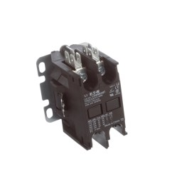eaton cutler hammer c25bnb230t contactor dp 2 pole 30a 24vac coil allied electronics automation [ 2500 x 2500 Pixel ]