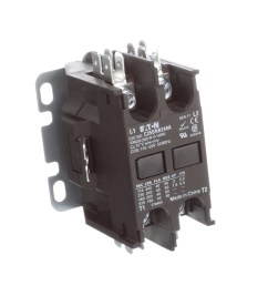 eaton cutler hammer c25bnb240a definite purpose control contactor 2 pole 40a 120vac coil allied electronics automation [ 2500 x 2500 Pixel ]