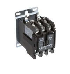 eaton cutler hammer c25dnf340a definite purpose control contactor 3 pole 40a 120vac coil allied electronics automation [ 2500 x 2500 Pixel ]