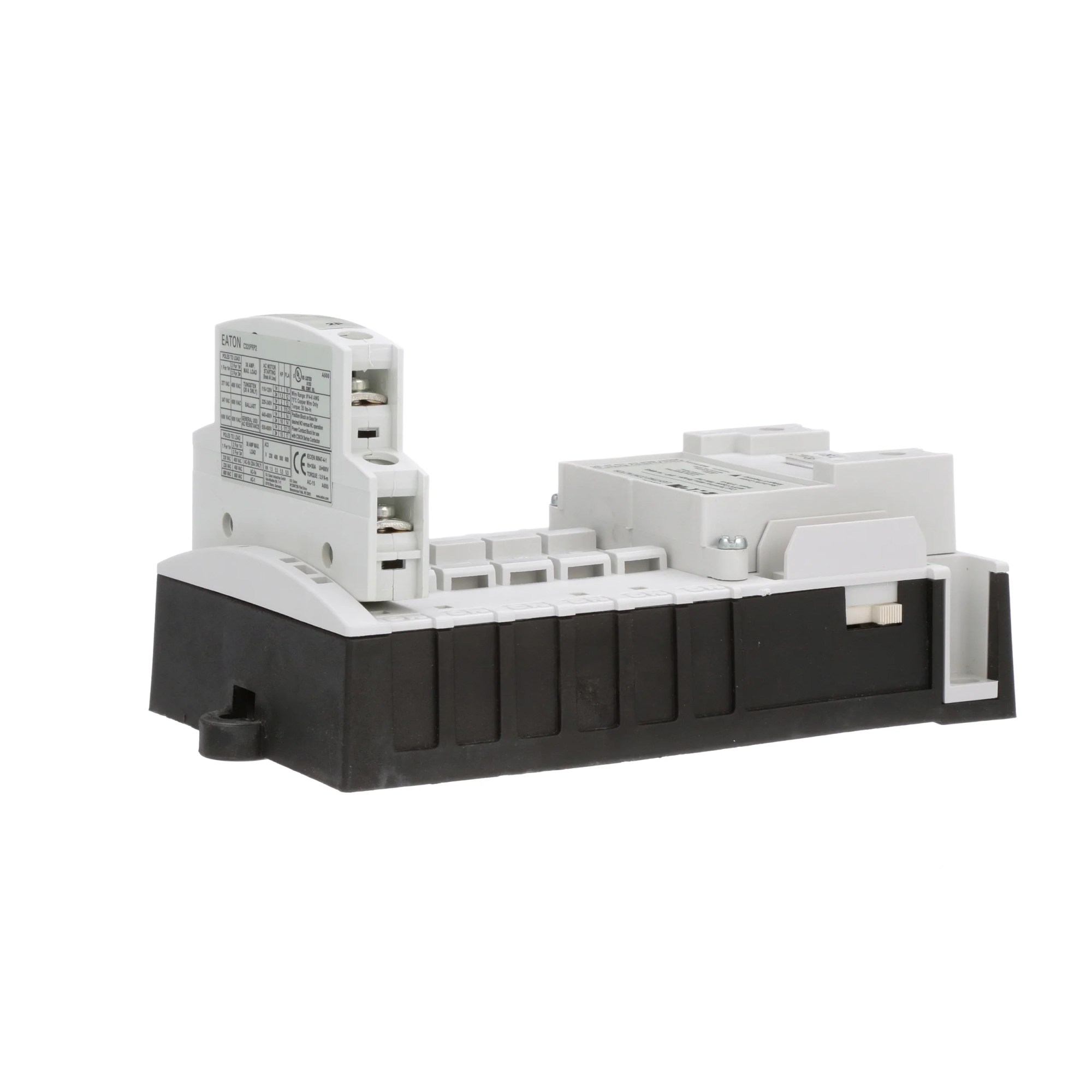 hight resolution of eaton cutler hammer c30cne20a0 lighting contactor open electrically held 2no 120v ac coil allied electronics automation