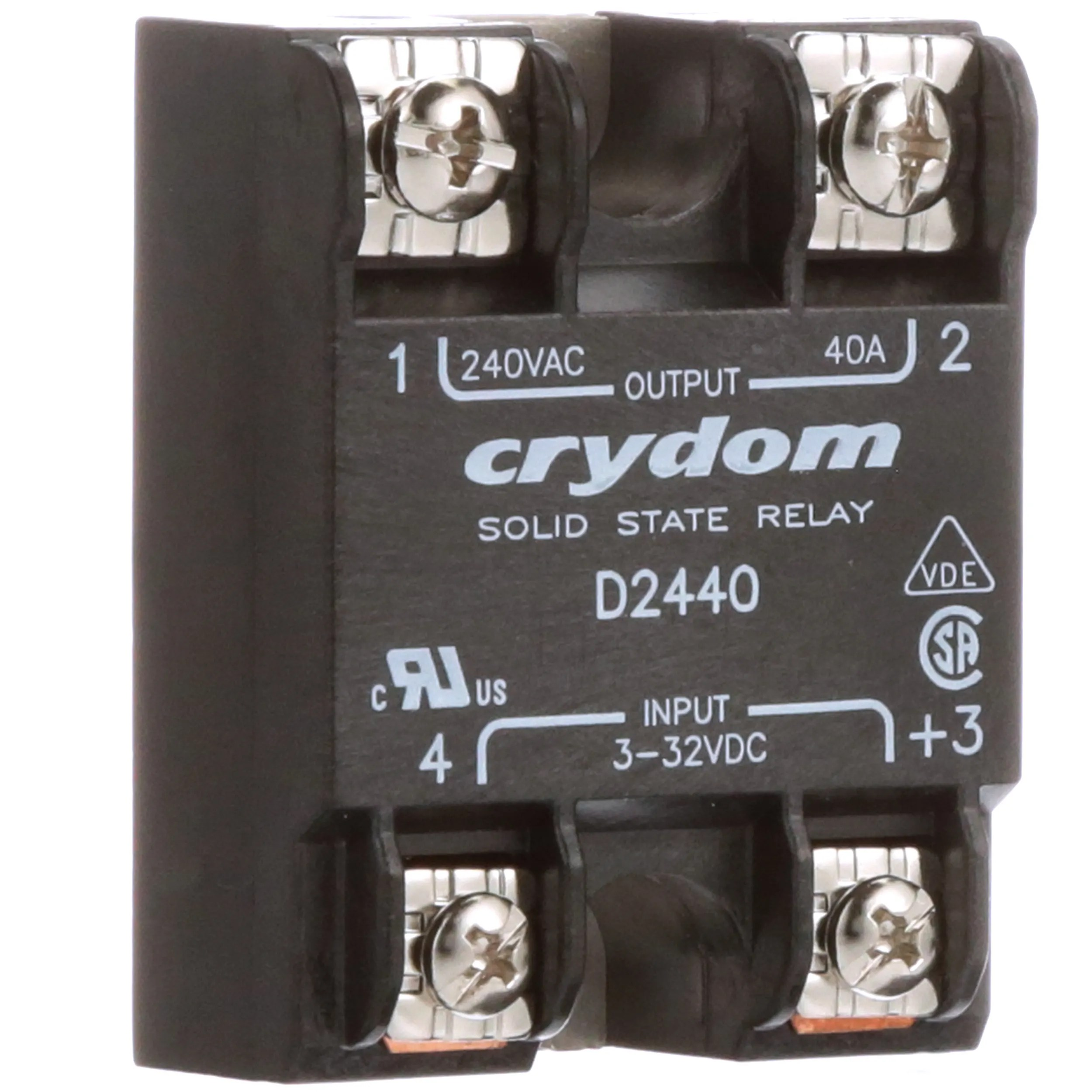 solid state relay wiring diagram crydom 39 cartoon plant cell sensata d2440 spst no cur rtg 40a vol 24 280vac ctrl 3 32vdc panel allied electronics automation