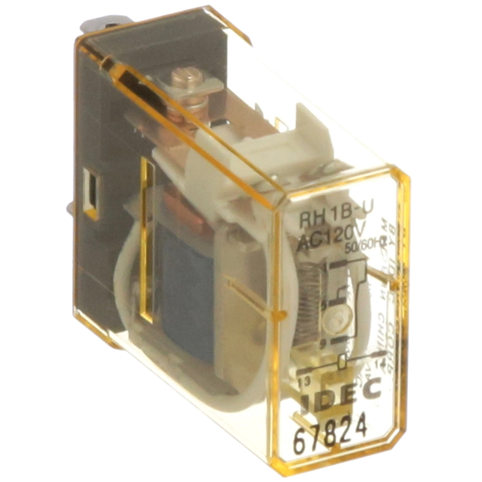 hight resolution of idec corporation rh1b uac120v relay e mech gen purp spdt cur rtg 10a ctrl v 110 120ac vol rtg 240 30ac dc allied electronics automation