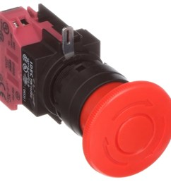 idec corporation hw1b v4f01 r e stop pushlock turn reset 40mm mushroom 1nc allied electronics automation [ 2500 x 2500 Pixel ]