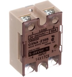 omron automation g3na210bdc524 solid state relays genral purpose out 10a out 24 240vac in 5 24vdc allied electronics automation [ 2500 x 2500 Pixel ]