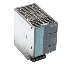 siemens 6ep19613ba21 redundancy module 24v 40a 24v dc in din rail mount allied electronics automation [ 2500 x 2500 Pixel ]