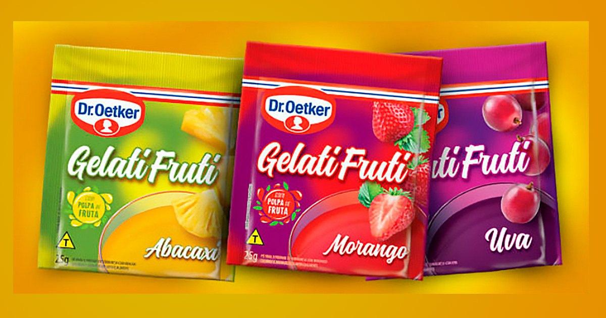 gelatina pode ser usado na dieta