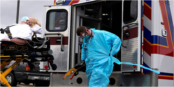 أمريكا تسجل أكثر من 400 ألف إصابة بكورونا في يوم واحد