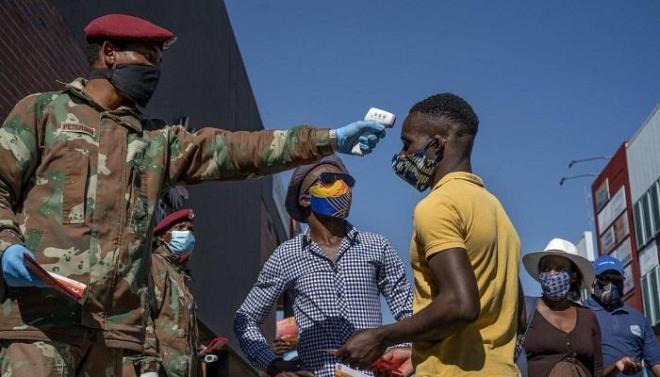 وفيات كورونا في إفريقيا تتخطى 100 ألف حالة