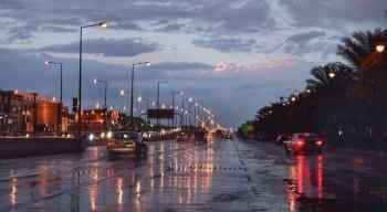 توقعات الأرصاد لطقس الغد: أمطار وبرد مع رياح
