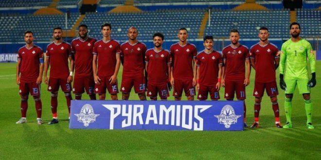 ترتيب بيراميدز في الدوري المصري بعد التغلب على سيراميكا كليوباترا