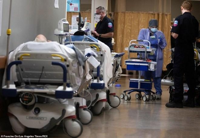 وفاة شخص كل 10 دقائق في لوس أنجلوس بسبب فيروس كورونا