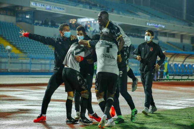 ترتيب الدوري المصري قبل مباراتي الأهلي والزمالك