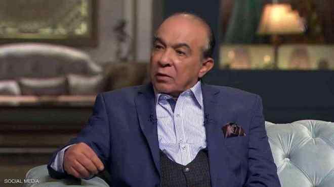 وفاة الفنان المصري هادي الجيار بعد إصابته بـ كورونا