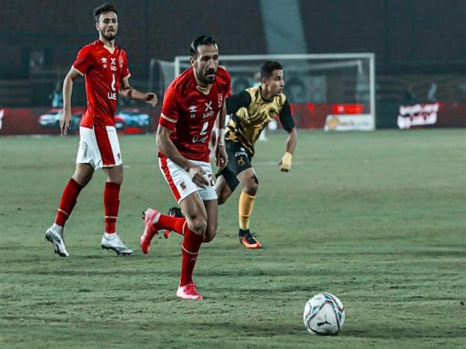 التعادل السلبي يحسم مباراة Al ahly vs wadi degla