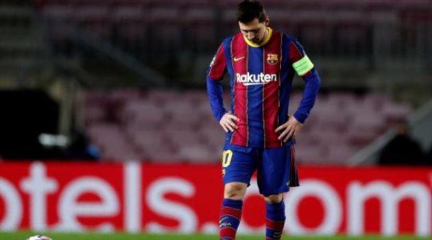 ميسي ونجوم Barcelona خارج التشكيل المثالي لعام 2020